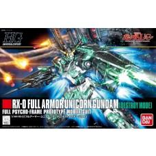 Bandai HG 1:144 Full Armor Unicorn Gundam Plastic Model Kit