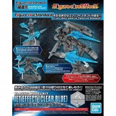 Bandai Jet Effect (Clear Blue) Plastic Model Kit