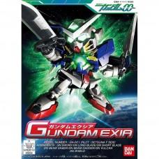 Bandai SDBB #313 Gundam Exia Plastic Model Kit