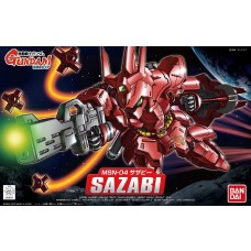 Bandai SD BB #382 Sazabi Plastic Model Kit
