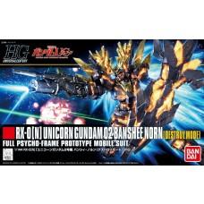 Bandai HG 1:144 Gundam Banshee Norn Destroy Model Plastic Model Kit