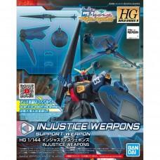 """Bandai HG 1:144 Injustice Weapons """"Gundam Build Divers"""" Plastic Model Kit"""