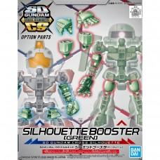 Bandai SDCS Silhouette Booster Green Plastic Model Kit