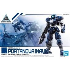 Bandai 30MM 1:144 Portanova Navy Plastic Model Kit