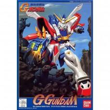 Bandai 1/144 G-08 God Gundam Plastic Model Kit