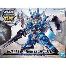 Bandai SDCS #15 Earthree Gundam Plastic Model Kit