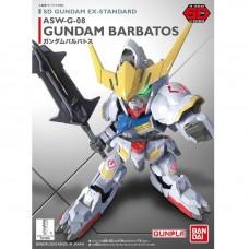 Bandai SD EX-Standard #10 Gundam Barbatos Plastic Model Kit