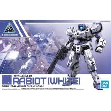 Bandai Spirits 30 MM 1/144 #23 eEXM-21 RABIOT (White) Plastic Model Kit