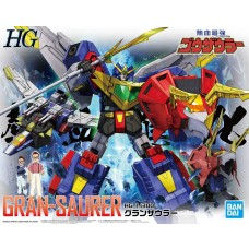 "Bandai HG 1/300 Gran-Saurer ""Go-Saurer"" Plastic Model Kit"