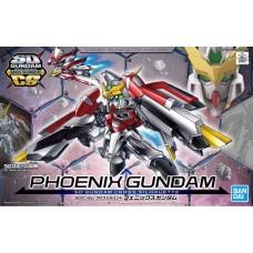 Bandai SDCS #17 Phoenix Gundam Plastic Model Kit