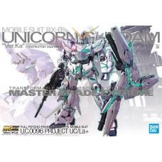 Bandai MGEX 1/100 Unicorn Gundam (Ver.Ka) Plastic Model Kit