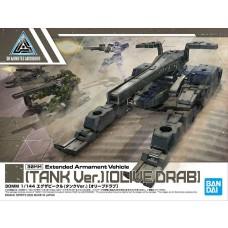 Bandai 30MM 1/144 Tank (Olive Drab) EAV Plastic Model Kit