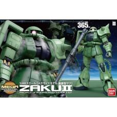 Bandai Mega Size 1/48 MS-06 Zaku II Plastic Model Kit