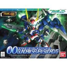 Bandai SDBB #368 00 Gundam Seven Sword/G Plastic Model Kit