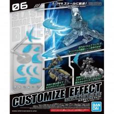 Bandai Customize Effect #06 Slash Image Ver. (Blue)