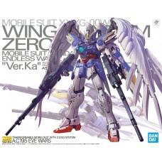 Bandai MG 1/100 Wing Gundam Zero (EW) Ver.Ka Plastic Model Kit