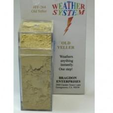 Bragdon 2oz Old Yeller Weathering System