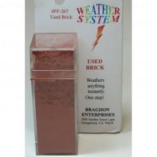 Bragdon 2oz Used Brick Weathering System