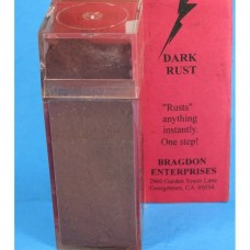 Bragdon 2oz Dark Rust Weathering System