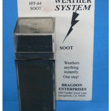 Bragdon 2oz Soot Weathering System