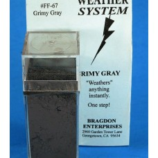 Bragdon 2oz Grimy Grey Weathering System
