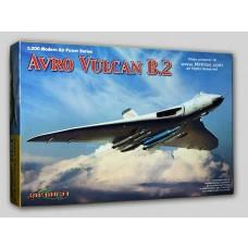 Cyber Hobby 1:200 Arvo Vulcan B.2 Plastic Model Kit