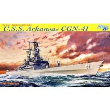 Cyber Hobby 1:700 USS Arkansas CGN41 Plastic Model Kit