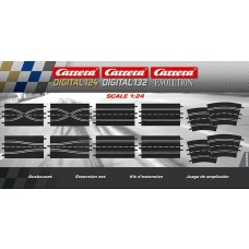 Carrera 124/132 Track Extension Set 3
