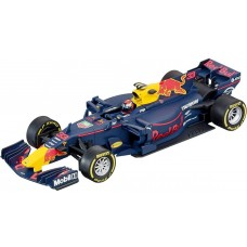 Carrera Evolution 1/32 Scale Red Bull Racing Tag Heuer RB13 Slot Car