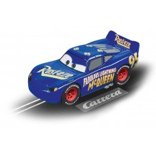 Carrera 1/32 Evolution Fabulous Lightning McQueen Blue Slot Car