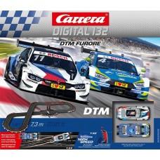 Carrera Digital 132 DTM Furore Set