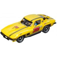 "Carrera Chevrolet Corvette Sting Ray ""No.35"" Digital 1:32 Slot Car"