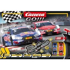Carrera GO!!! DTM Master Class Slot Car Set