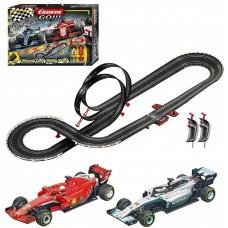 Carrera GO!!! Speed Grip Set 1/43 Electric Slot Car Set 62482