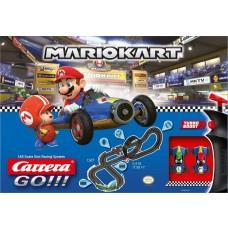 Carrera GO!!! Nintendo Mario Kart Mach 8 Slot Car Set