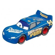 Carrar GO!!! Cars Fabulous McQueen Blue 1/43 Slot Car 64104