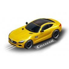 Carrera GO!!! Mercedes-AMG GT Coupé Solarbeam 1/43 Slot Car