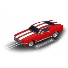 Carrera GO!!! 1967 Ford Mustang Red 1/43 Slot Car