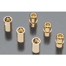 CC 8mm Bullet Connectors