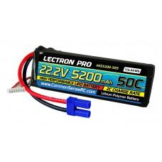 Common Sense RC 22.2v 5200mAh 50C EC5 Lipo