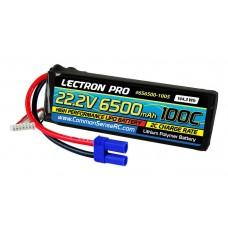 Common Sense RC Lectro Pro 22.2V 6500mAh 100C LiPo Battery EC5