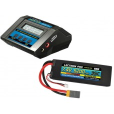 Common Sense RC Charger W/ Battery Combo Pack