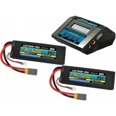 Common Sense RC Charger Battery Combo