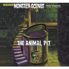 Dencomm 1/13 The Animal Pit Plastic Model Kit