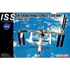 Dragon Models 1/400 International Space Station (Phase 2007) Plastic Model Kit