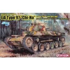 Dragon Models 1/35 IJA Type 97 Chi-Ha Late Plastic Model Kit