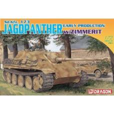 Dragon Models 1/72 Sd.Kfz.173 Jagdpanther Plastic Model Kit