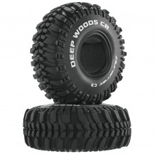"Duratrax Deep Woods CR 1.9"" Crawler Tires C3"