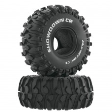 "Duratrax Showdown CR 1.9"" Crawler Tires C3"