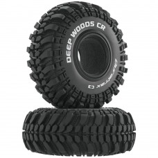 "Duratrax Deep Woods CR 2.2"" Crawler Tires C3"